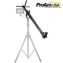 即納 【ProAm】 Orion Jr DVC60 1.24m DSLR ミニカメラクレーン ジブアーム
