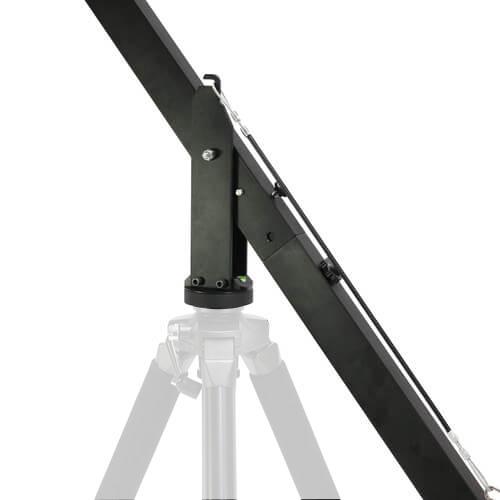 CarryOn Jib 全長1.4m〜2.4m 折りたたみ式 カメラクレーン 4枚目