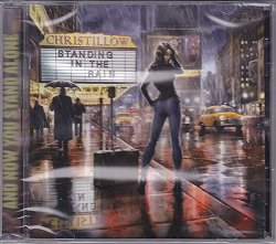 christillow standing in the rain cd rock stakk records