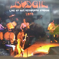 BUDGIE-live at A&M recording s...