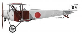 コロジー A222 陸軍 甲式一型練習機 1/72