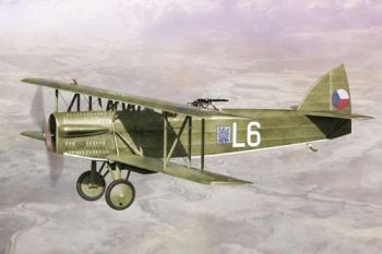 BRP72017 レトフ S.16 チェコ空軍 1/72