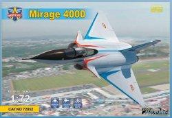 ModelsVit #72052 ミラージュ 4000 1/72