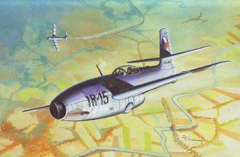 BiLEK #484  ヤクー23 多用途戦闘機 1/48