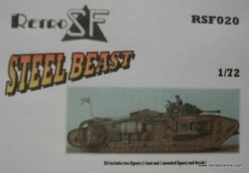 RETROKIT RSF020 STEEL BEAST 1/72