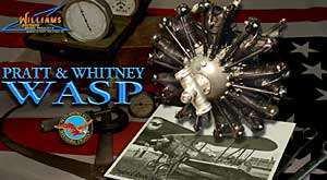 WB30710 プラット&ホイットニー R-1340 WASP 星形エンジン 1/8スケール