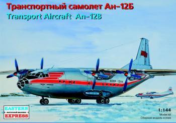 イースタンエクスプレス #14475 An-12B 輸送機 1/144