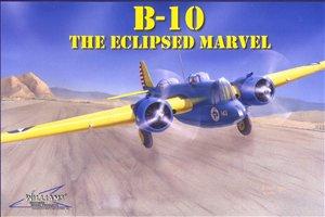 WB72510 マーティン B-10 The Eclipsed Marvel 1/72スケール