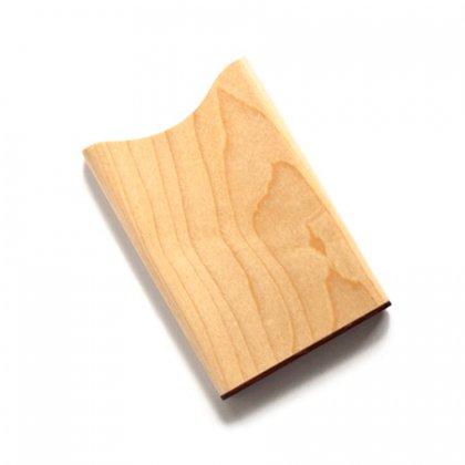 CARD CASE / MAPLE
