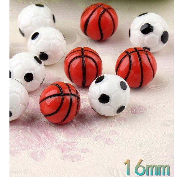 バスケットボールのプリティミニフィギュア 1個