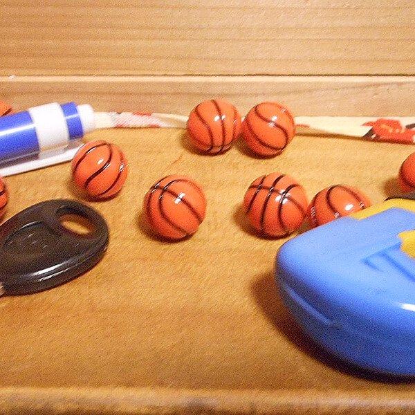 バスケットボールのプリティミニフィギュア 1個【画像6】