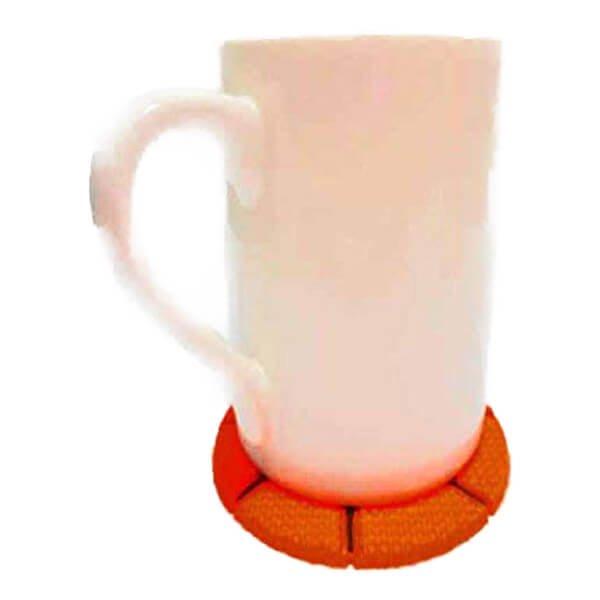 セットがお得 バスケットボール型 ラバーコースター 単価287円〜【画像6】