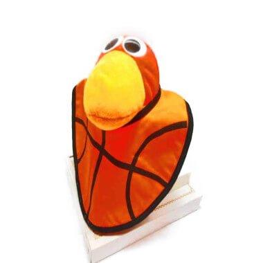 赤ちゃんバスケが好きになるベビースタイ(よだれかけ)【画像2】