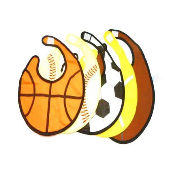 バスケが好きになるベビースタイ(よだれかけ)【画像6】