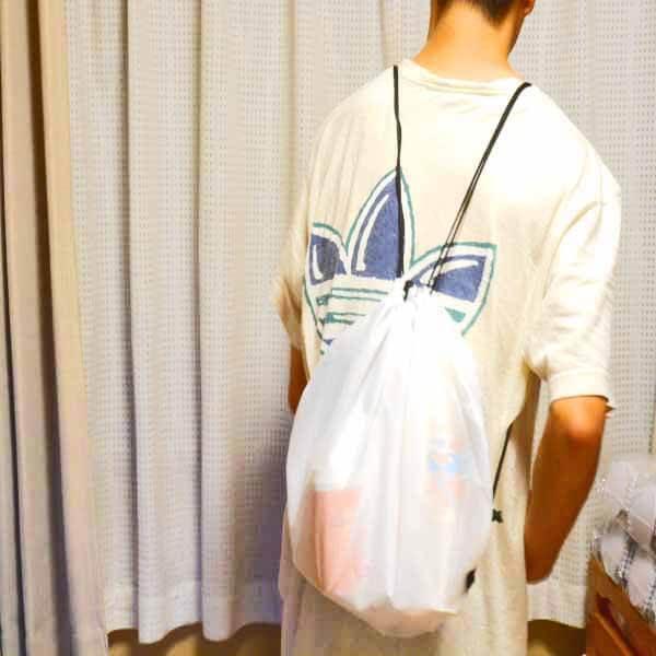 楽しくなるサッカーボール型巾着袋【画像5】