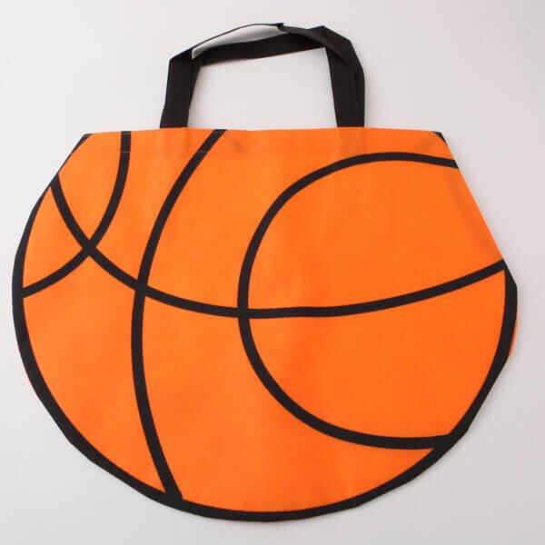 バスケットボール型オリジナルトートバック