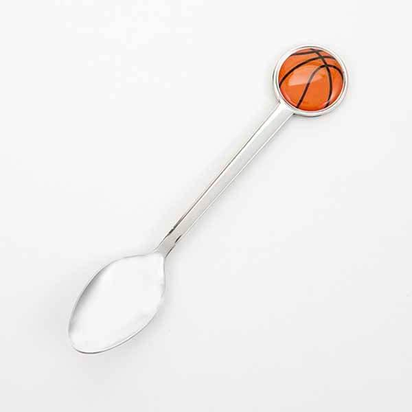 スポーツボールスプーンバスケットボール型【画像7】