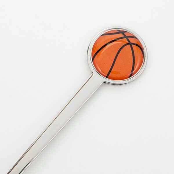 スポーツボールスプーンバスケットボール型【画像8】