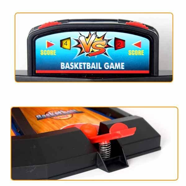 親子で遊べる ダブルバスケットボールゲーム【画像6】