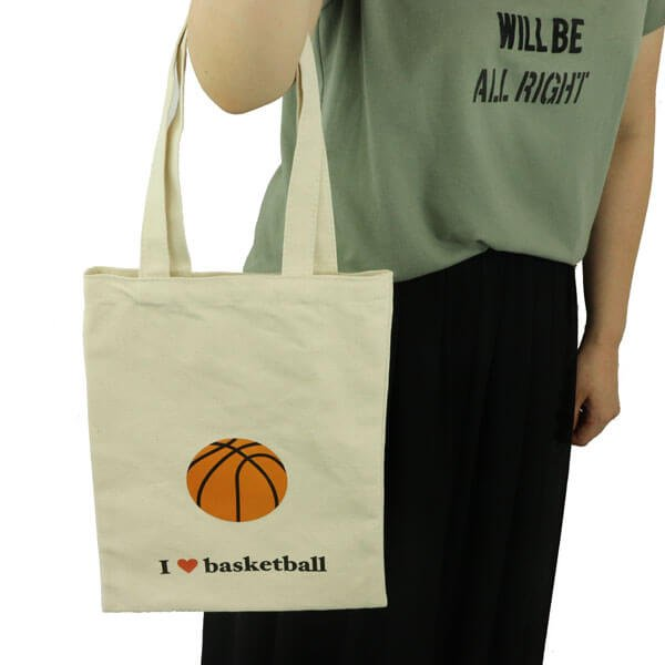 バスケ好きのためのオリジナルトートバック 単価628円〜【画像3】