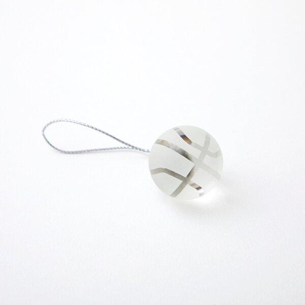 クリスタルストラップ バスケットボールタイプ 直径25ミリ【画像4】
