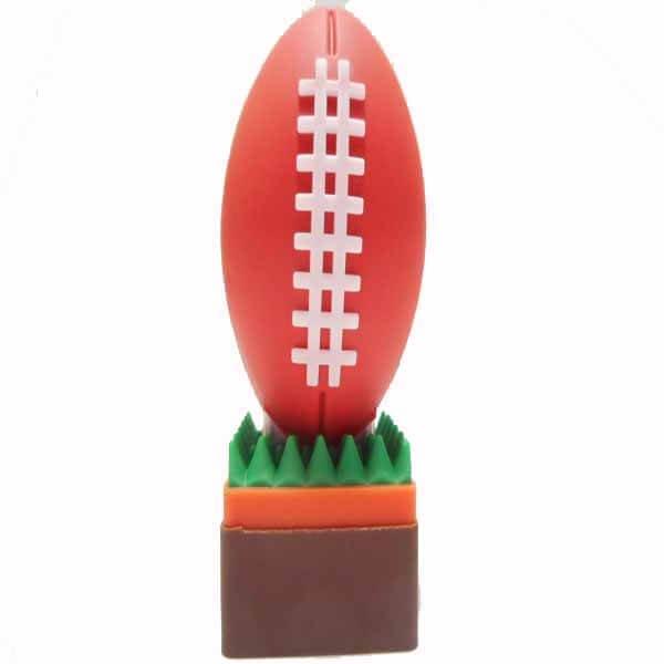 USBメモリ  ラグビーボールタイプ