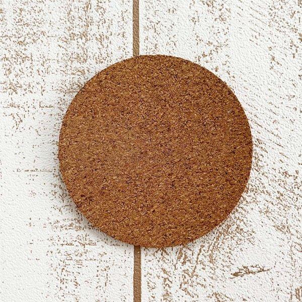 セットがお得! オリジナルコルクコースター バスケットボール型 単価115円〜【画像3】