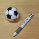 触り心地の良いPUソフトサッカーボール (シンプル白黒)