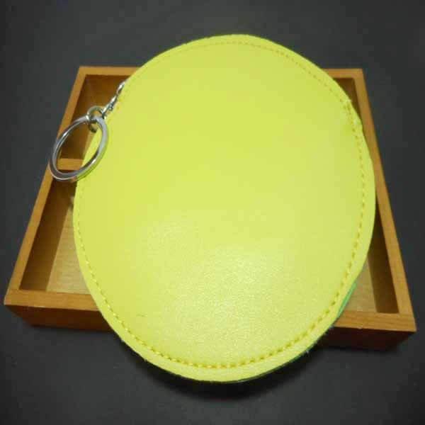 テニスボール柄のサークルマルチケースキーリング付き【画像8】