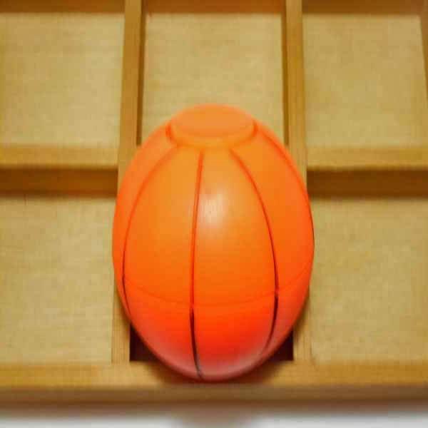 バスケットボール型 コロコロハンドスピナー【画像3】