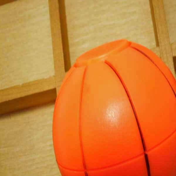 バスケットボール型 コロコロハンドスピナー【画像4】