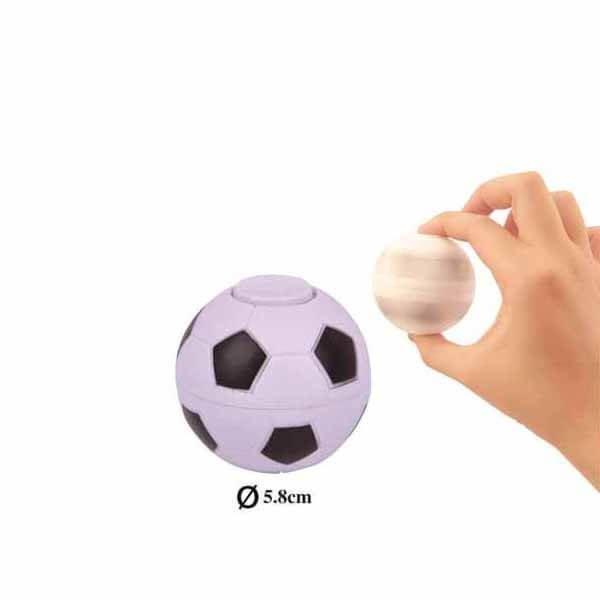 サッカーボール型 コロコロハンドスピナー