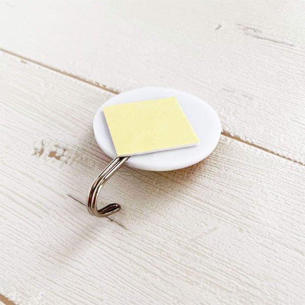 バスケットボール柄の壁掛けフック 1個【画像3】