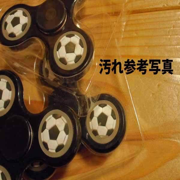 サッカーボールのハンドスピナー(汚れあり)【画像4】