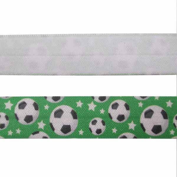 ラッピング用リボン(約5メートル) サッカーボールタイプ(カラフルな色)【画像2】