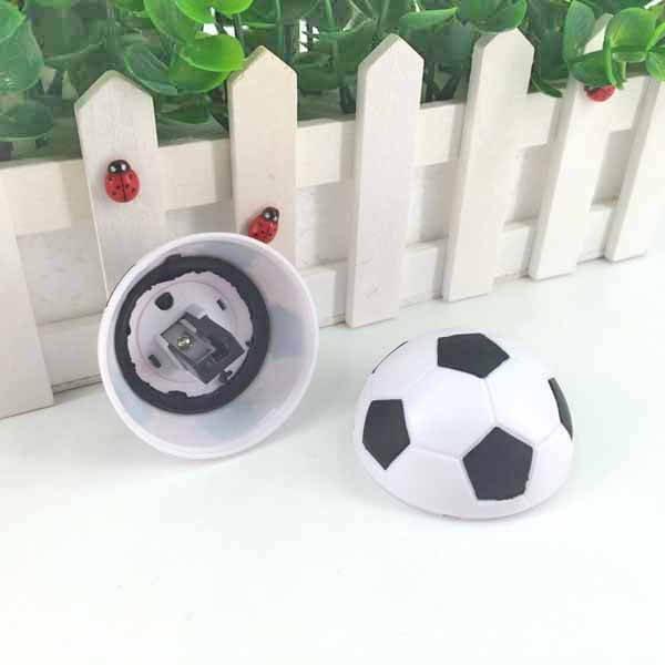 サッカーボール型鉛筆削り(白黒) 1個【画像4】