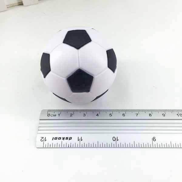 サッカーボール型鉛筆削り(白黒) 1個【画像6】
