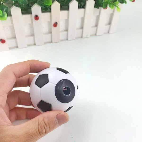 サッカーボール型鉛筆削り(白黒) 1個【画像8】