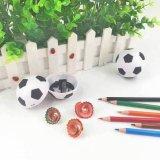 サッカーボール型鉛筆削り(白黒) 1個