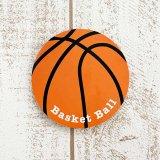 限定セール オリジナルコルクコースター バスケットボール型