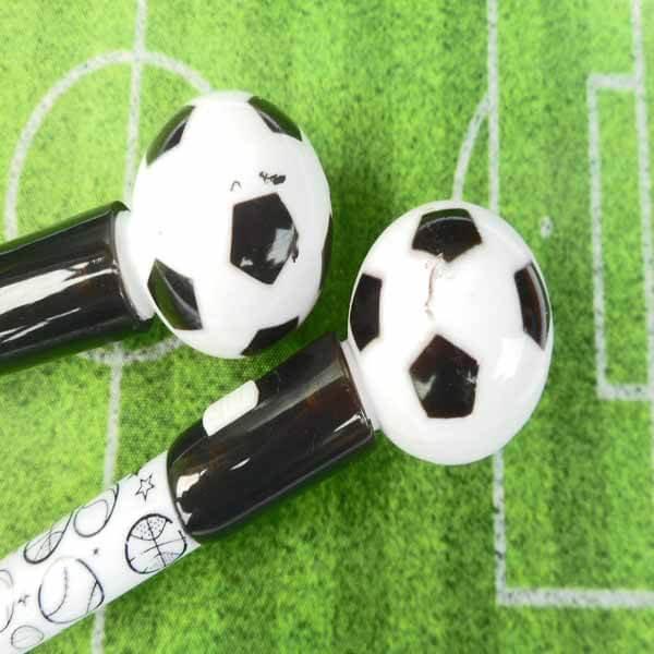 大きいプラサッカーボール付き レアボールペン【画像3】