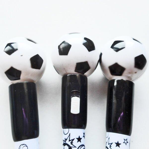 大きいプラサッカーボール付き レアボールペン【画像5】