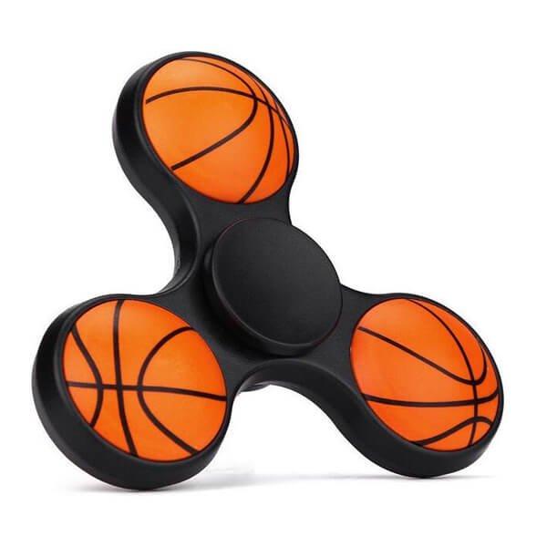 バスケットボールが可愛いハンドスピナー(通常)