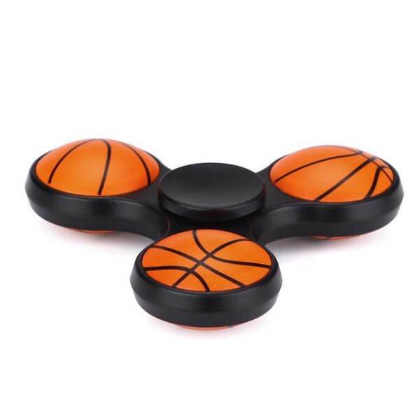 バスケットボールが可愛いハンドスピナー(通常)【画像2】