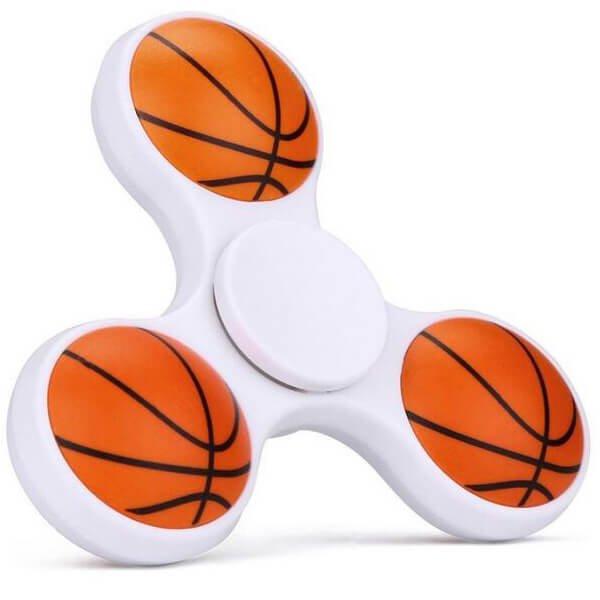 バスケットボールが可愛いハンドスピナー(通常)【画像4】