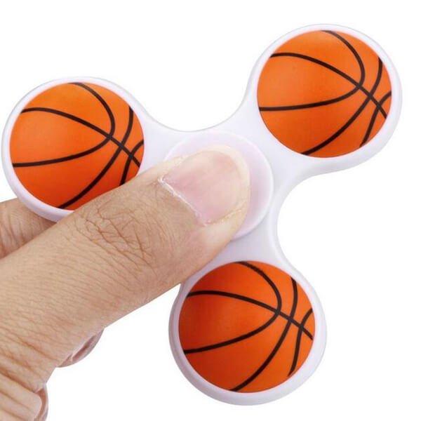 バスケットボールが可愛いハンドスピナー(通常)【画像5】