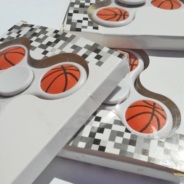 バスケットボールが可愛いハンドスピナー(通常)【画像6】