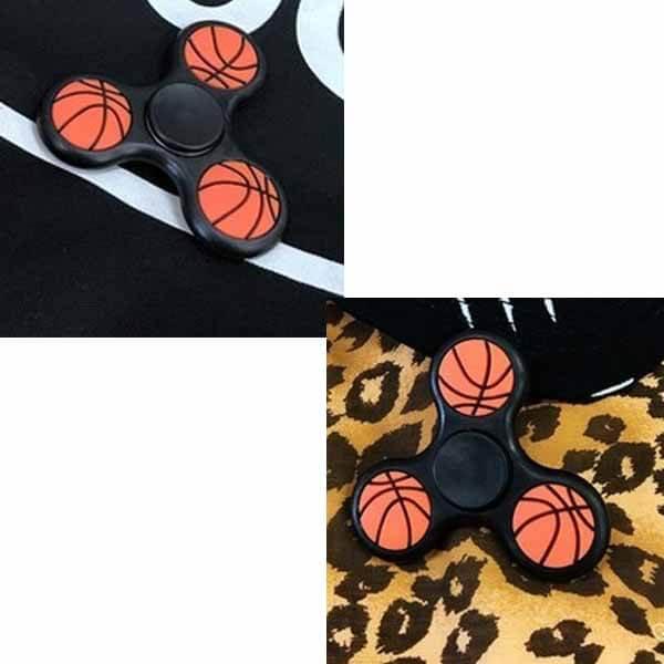 バスケットボールが可愛いハンドスピナー(通常)【画像8】
