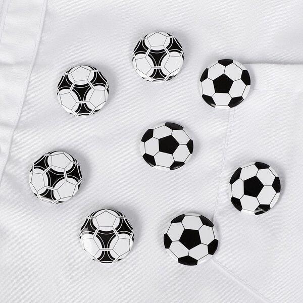 オリジナルサッカーボール缶バッチ(ミニサイズ)【画像3】
