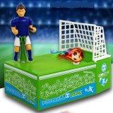 サッカーシュートゲーム貯金箱